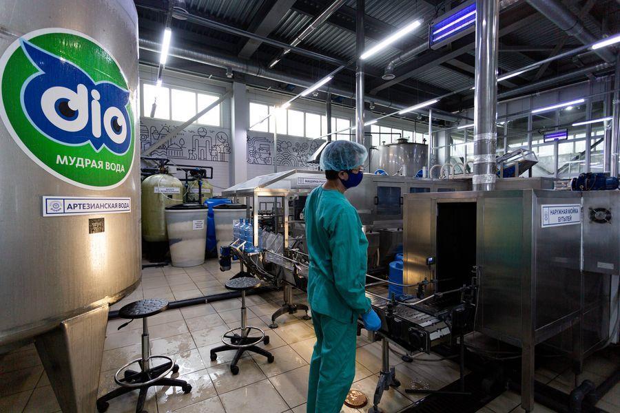 Фото Формула успеха: H2O. Как в Новосибирске следят за качеством бутилированной воды 6