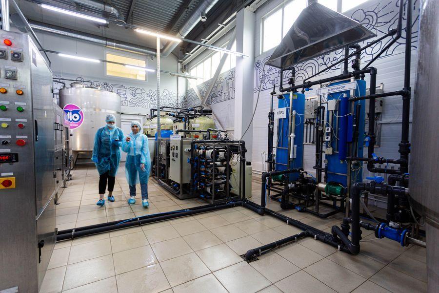 Фото Формула успеха: H2O. Как в Новосибирске следят за качеством бутилированной воды 4