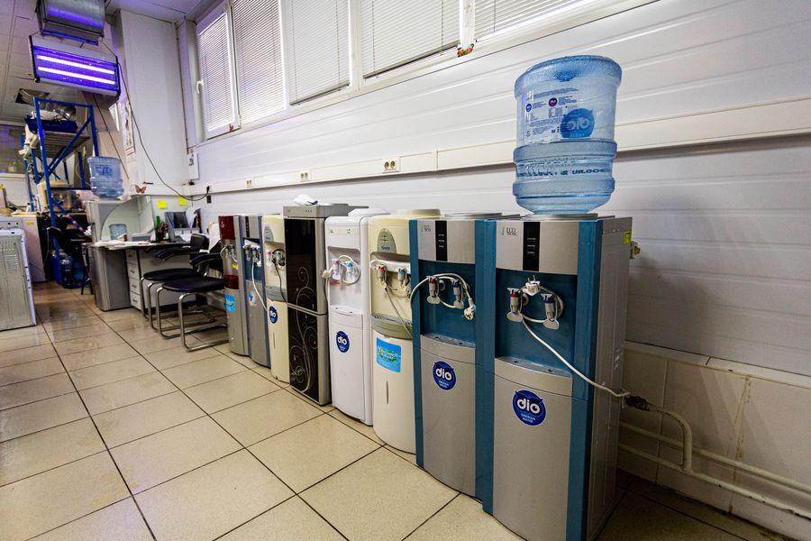 Фото Формула успеха: H2O. Как в Новосибирске следят за качеством бутилированной воды 14
