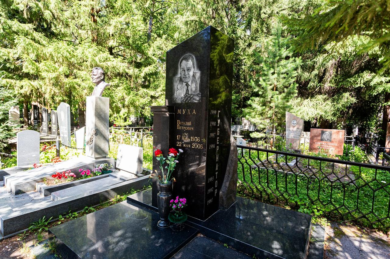 фото Могилы самых известных новосибирцев – Часть 1. Первые лица 3
