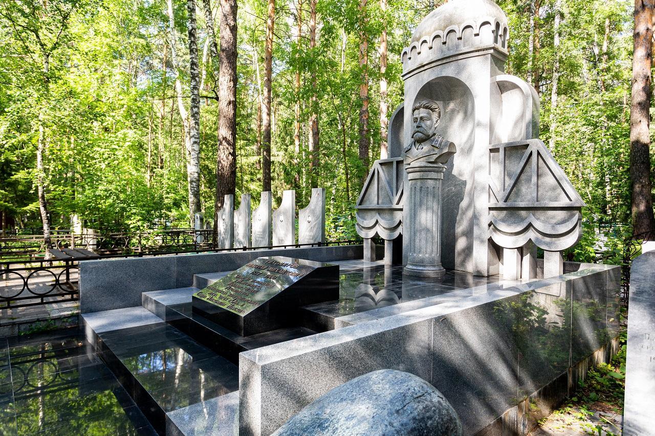 фото Могилы самых известных новосибирцев – Часть 1. Первые лица 2