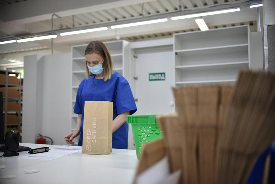 Фото Онлайн-забота о здоровье: на Кошурникова открылась аптека-хаб с доставкой лекарств на дом 2
