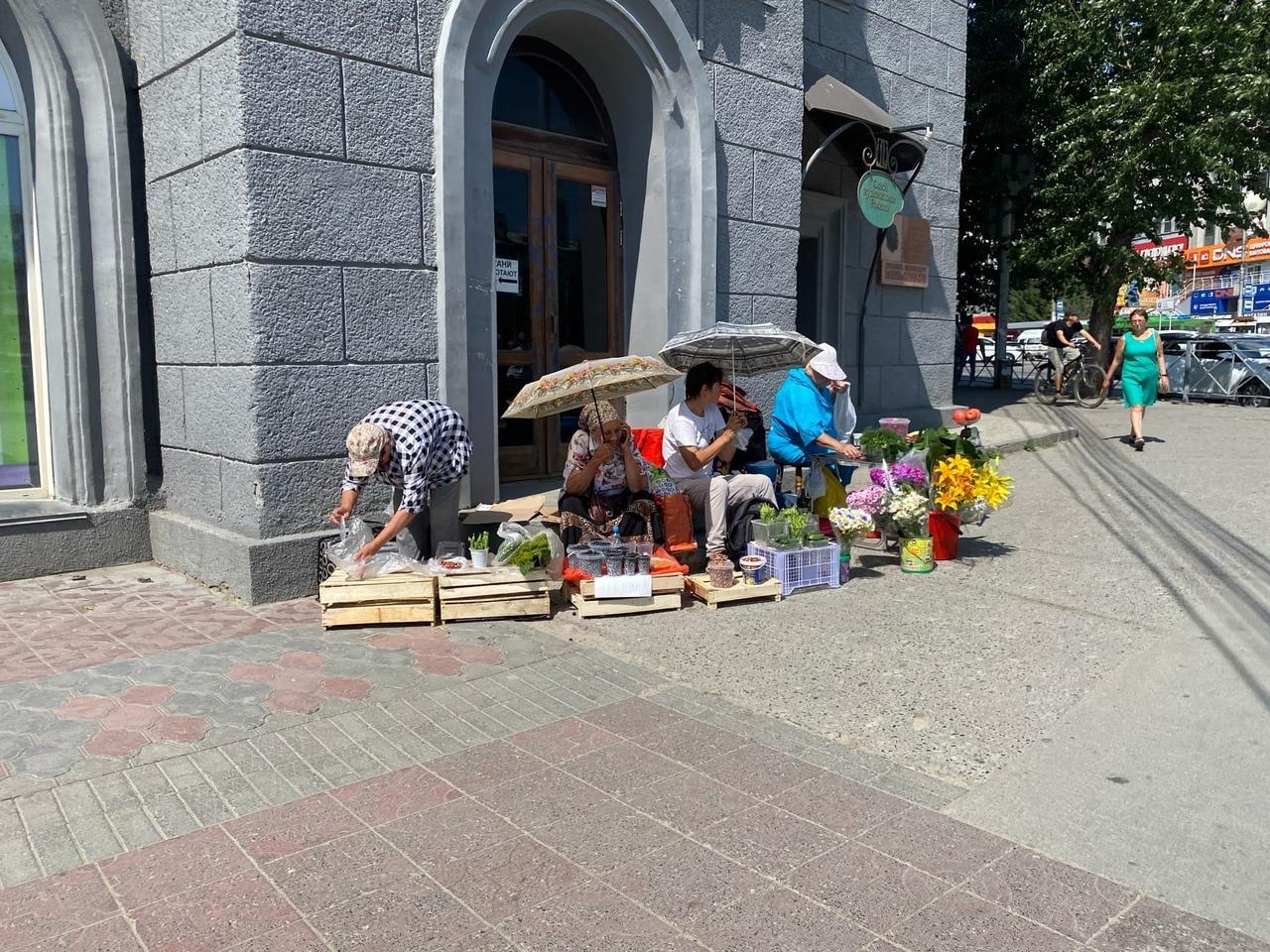фото «Покупают на Хилокском рынке и продают втридорога»: пенсионерка разоблачила уличных торговцев ягодой в Новосибирске 3