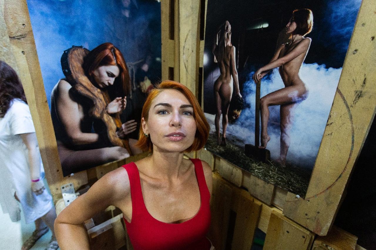 фото «Не пошло, а с любовью»: что показывают на выставке эротического искусства в Новосибирске 7