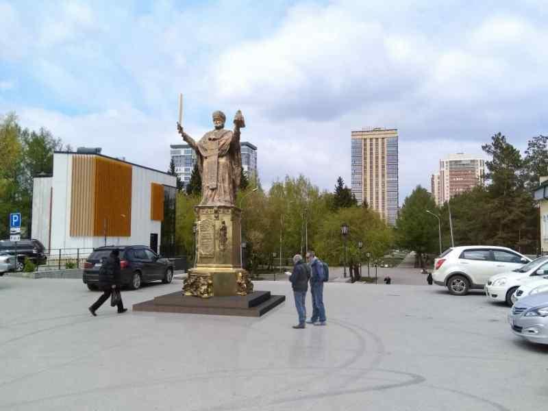 фото Самые нелюбимые памятники Новосибирска – чем они не угодили горожанам 4