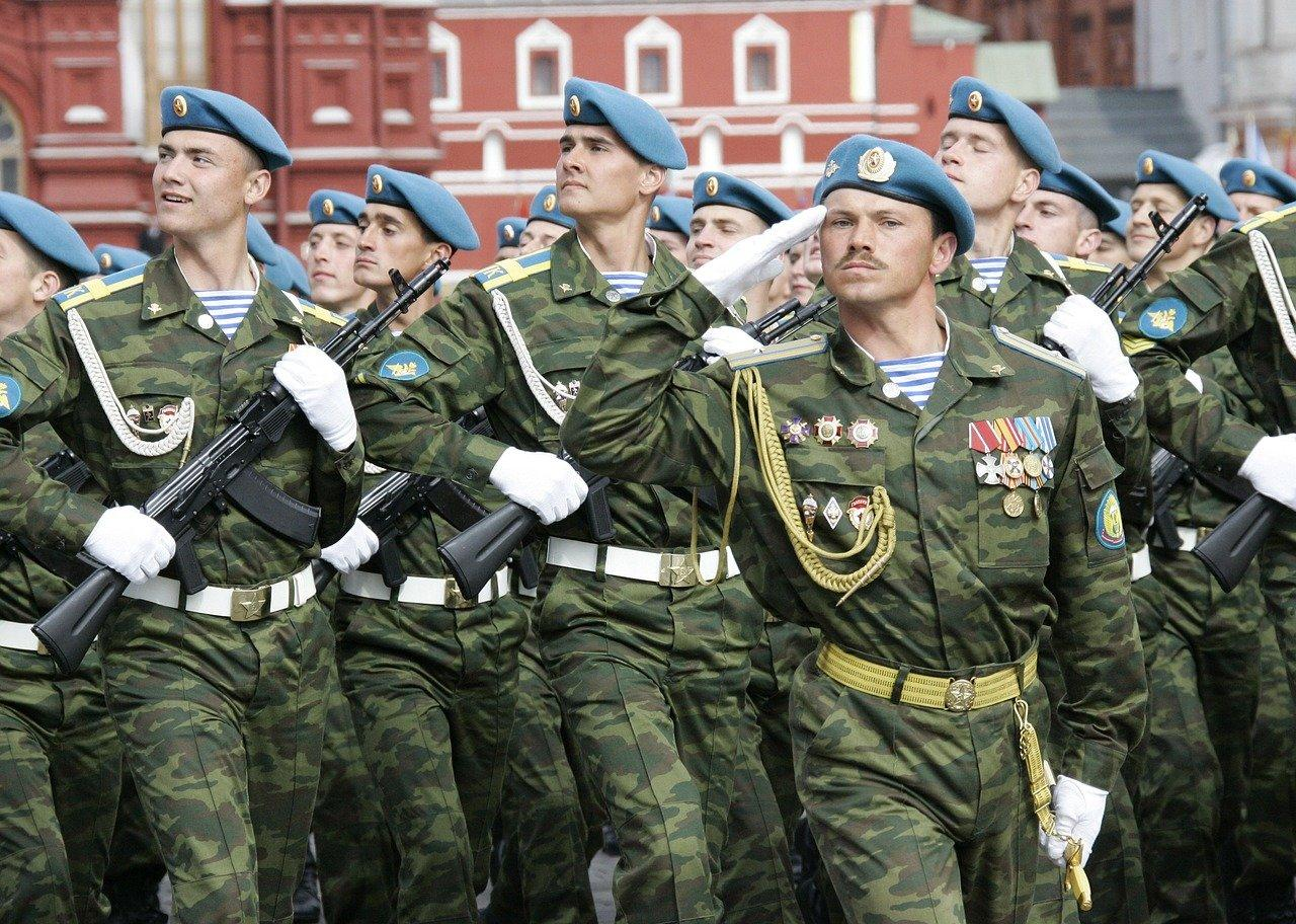 Фото День ВДВ 2021 – какого числа и как десантники отмечают свой праздник на улицах городов России 2