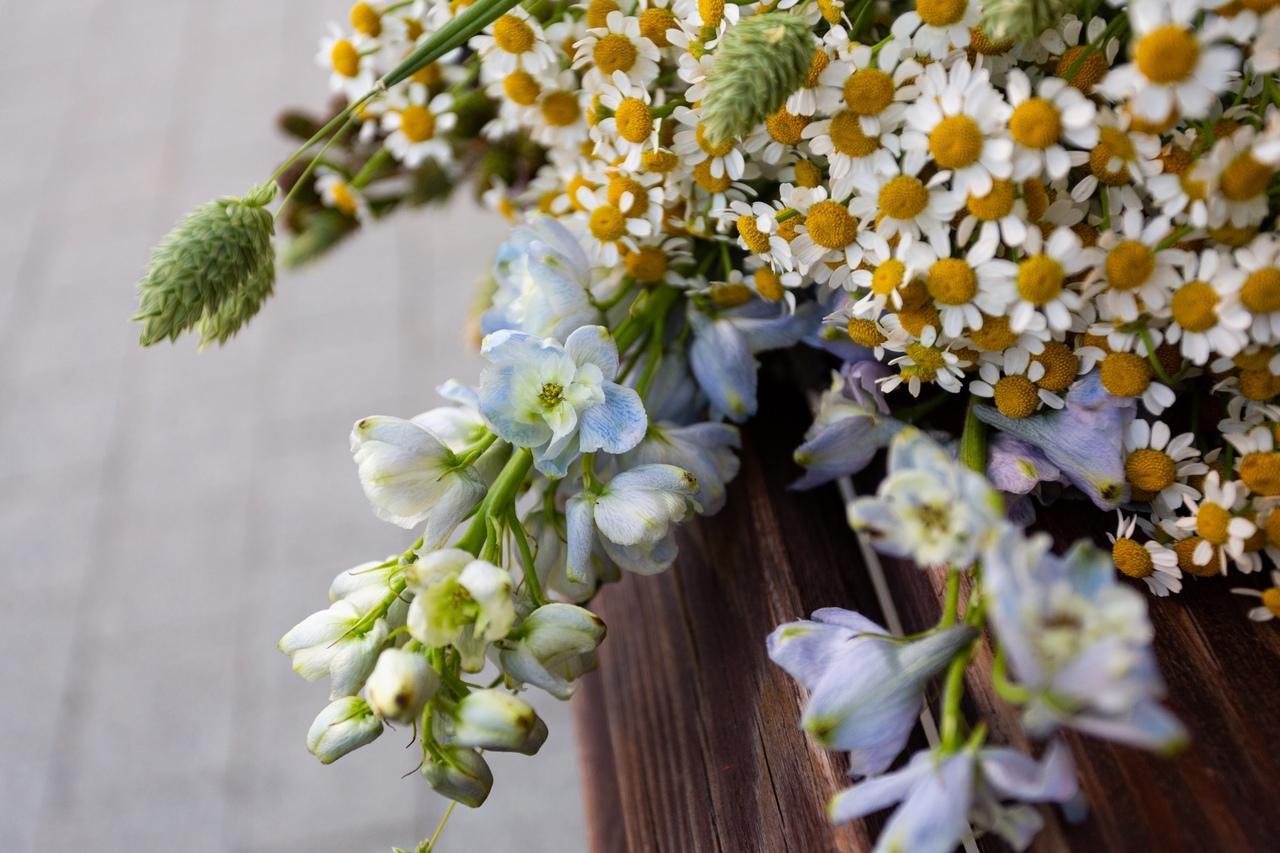 Фото «Запомнит женщина явно не пионы, подаренные в сезон пионов»: флорист из Новосибирска – о моде на полевые цветы и букеты без повода 6