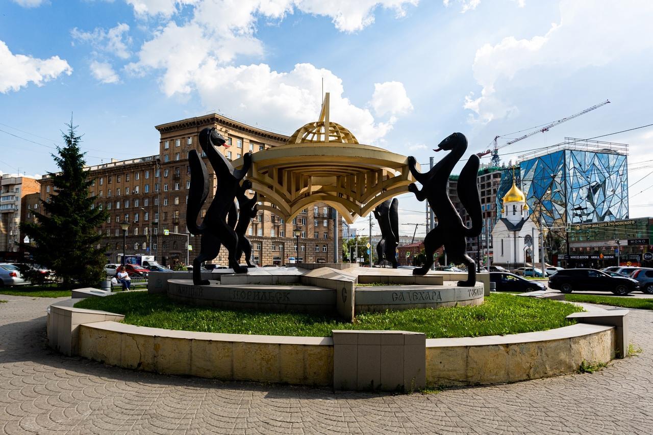 фото Самые нелюбимые памятники Новосибирска – чем они не угодили горожанам 2