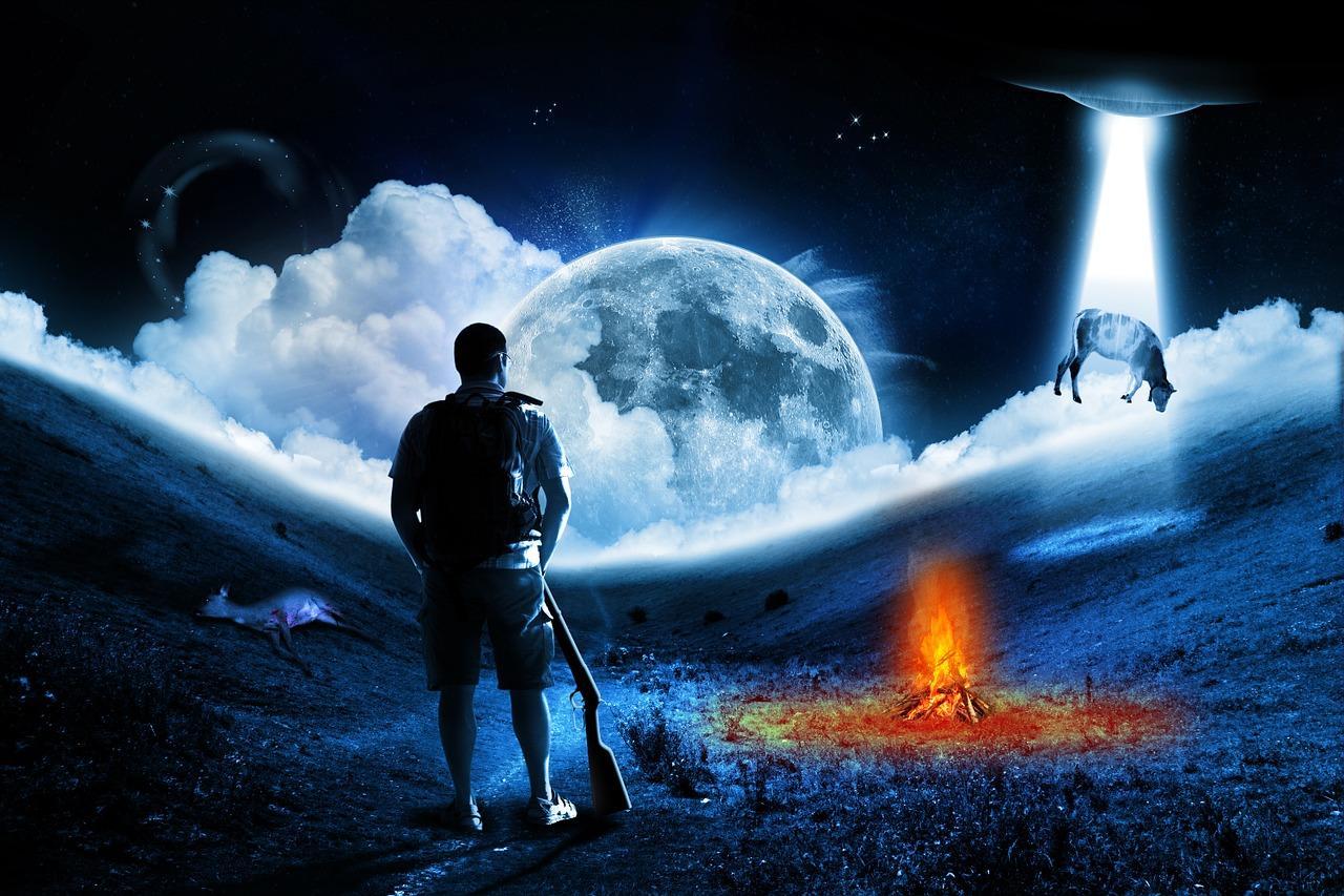 Фото Путешествия во времени, катастрофы и инопланетный туризм: жуткие и позитивные предсказания Ванги на ближайшие 100 лет 4