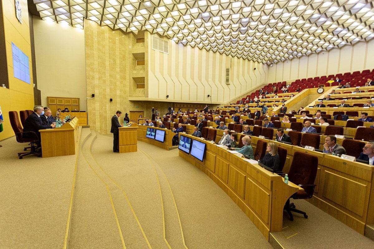 Фото «Только объединив усилия»: Анатолий Локоть озвучил областным депутатам конкретные меры по улучшению дорог Новосибирска 2