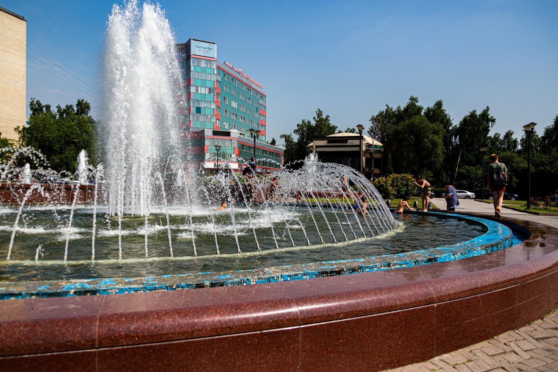 Фото Пекло под +35: каким был самый жаркий день июля в Новосибирске 3