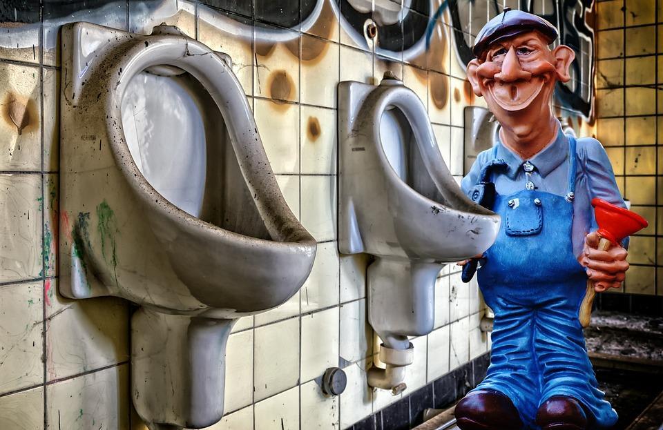 Супер картинка в туалете