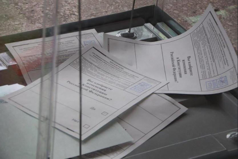 Фото В Новосибирской области стартовало голосование по поправкам в Конституцию: где и как работают избирательные участки 2