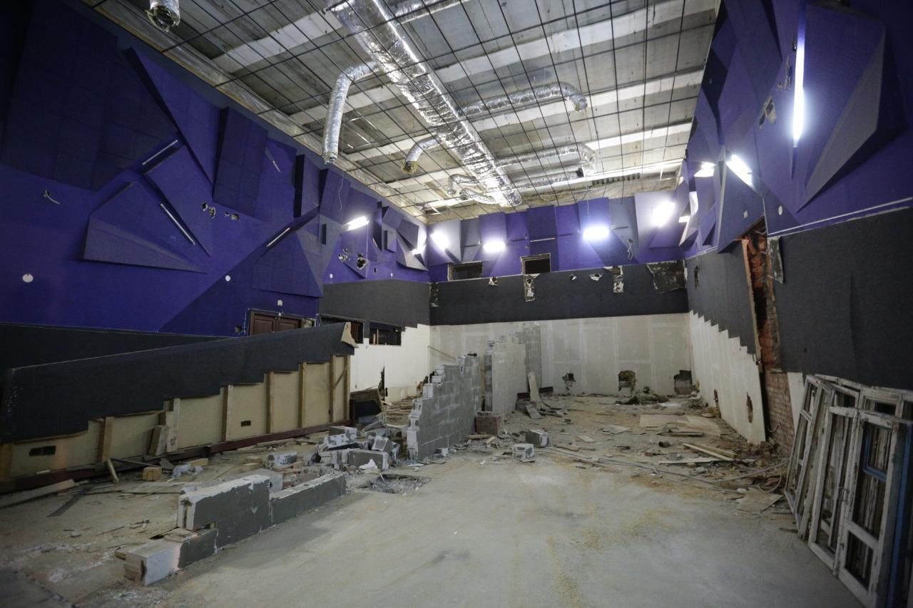Фото В Новосибирске приступили к масштабной реконструкции кинотеатра «Пионер» 3