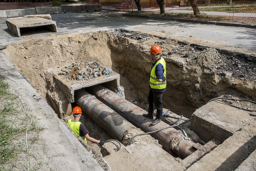 фото Горячую воду отключат в четырёх районах Новосибирска 3