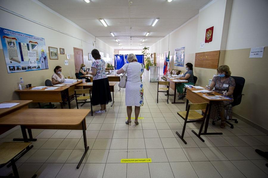фото Травников о поправках в Конституцию: «Кто-то не хочет, чтобы вы голосовали» 2