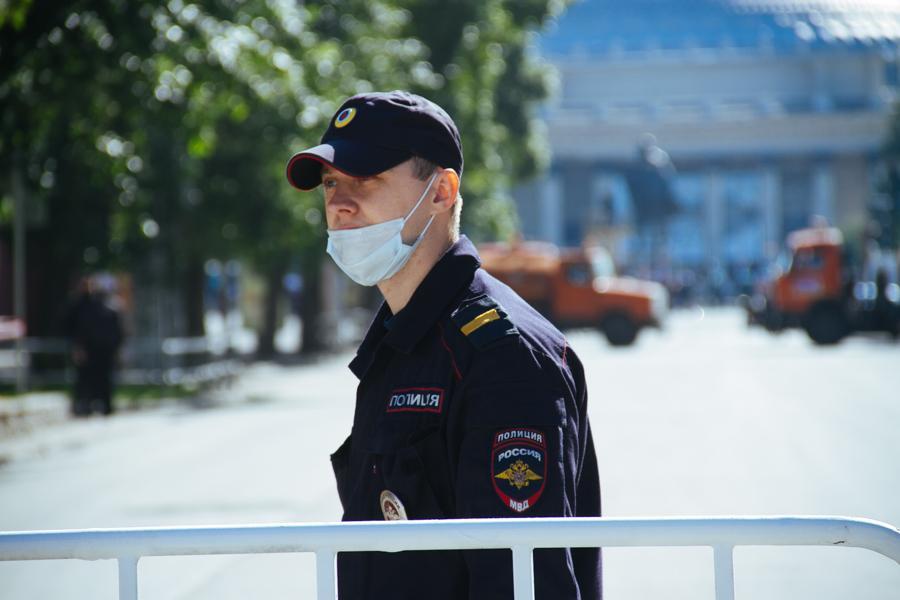 Фото Парад Победы в Новосибирске: лучшие кадры с закрытой от зрителей репетиции 3