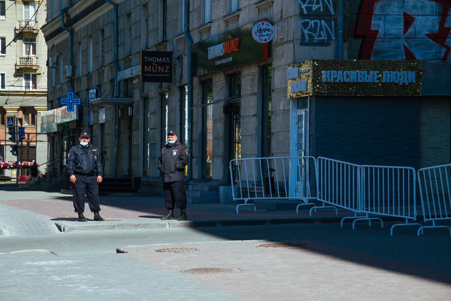 Фото Парад Победы в Новосибирске: лучшие кадры с закрытой от зрителей репетиции 7