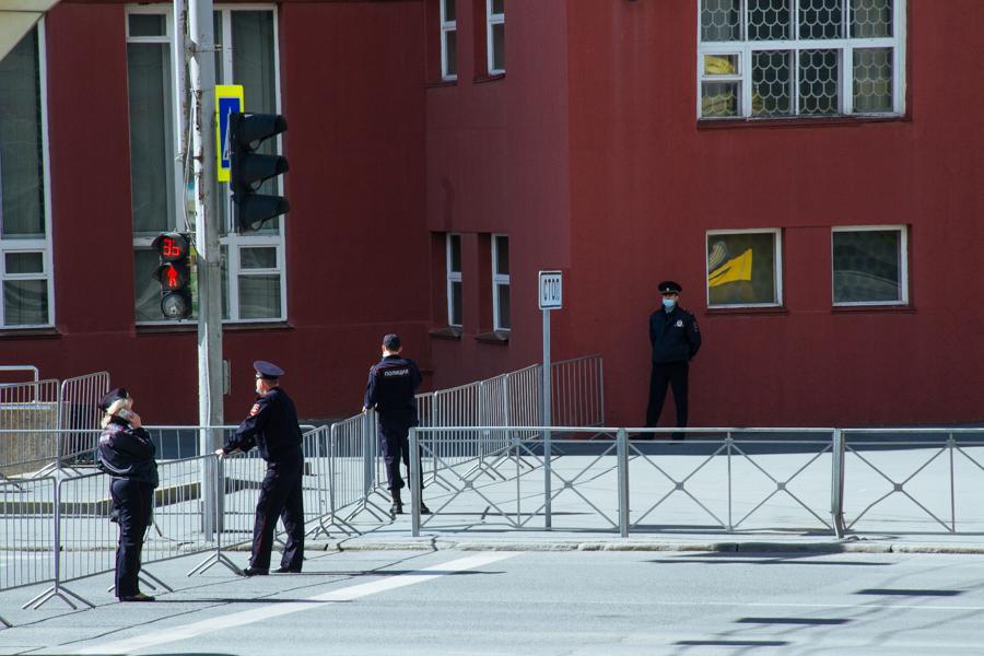 Фото Парад Победы в Новосибирске: лучшие кадры с закрытой от зрителей репетиции 9