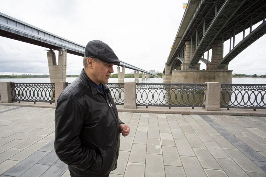 фото «Проклятый вирус подставил нам подножку»: Анатолий Локоть рассказал о новых набережных в Новосибирске, последствиях пандемии и заражениях в мэрии 8