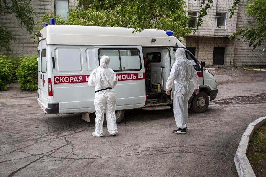фото В Новосибирске от коронавируса скончалась медсестра больницы №34 2