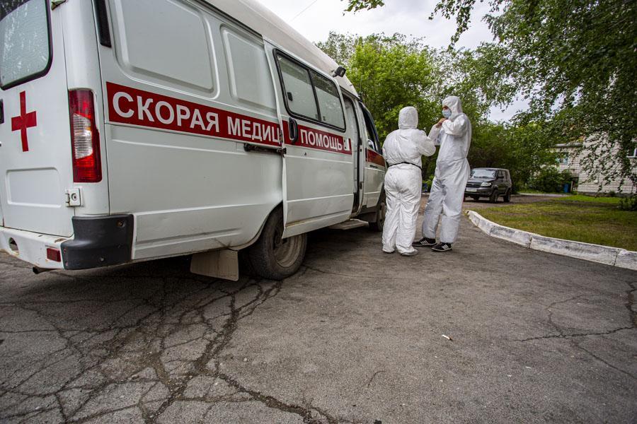фото Ещё четыре пациента с коронавирусом умерли в Новосибирске за сутки 2