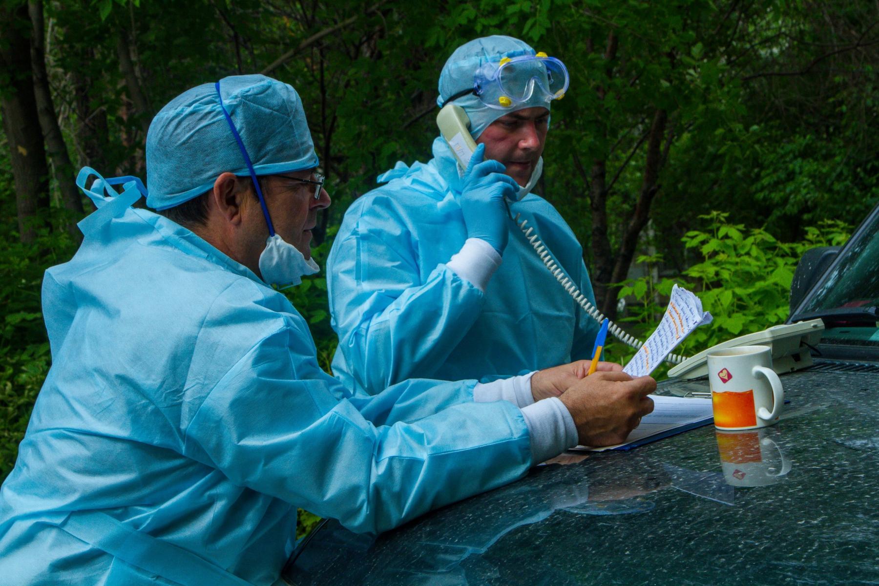 фото Коронавирус в России: последние новости к 12 июня – новая вспышка в Кузбассе, дополнительные выплаты для военных врачей, продление режима самоизоляции в Томской области 3