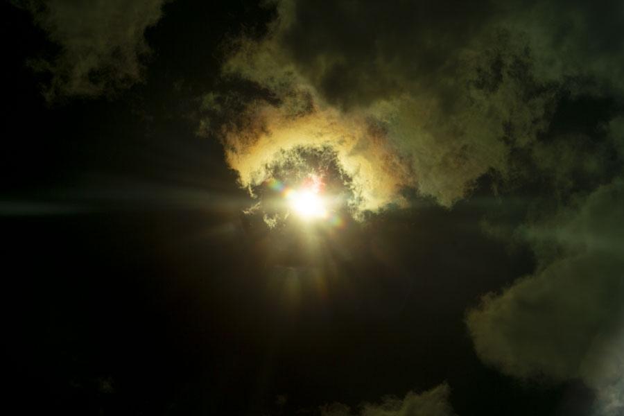 Фото Солнечное затмение над Новосибирском: как это было 2