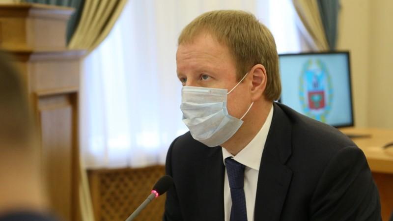 фото Алтайский губернатор ушёл на карантин из-за коронавируса 2