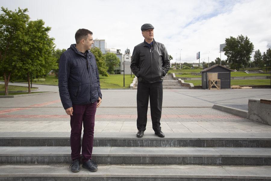 фото «Проклятый вирус подставил нам подножку»: Анатолий Локоть рассказал о новых набережных в Новосибирске, последствиях пандемии и заражениях в мэрии 2