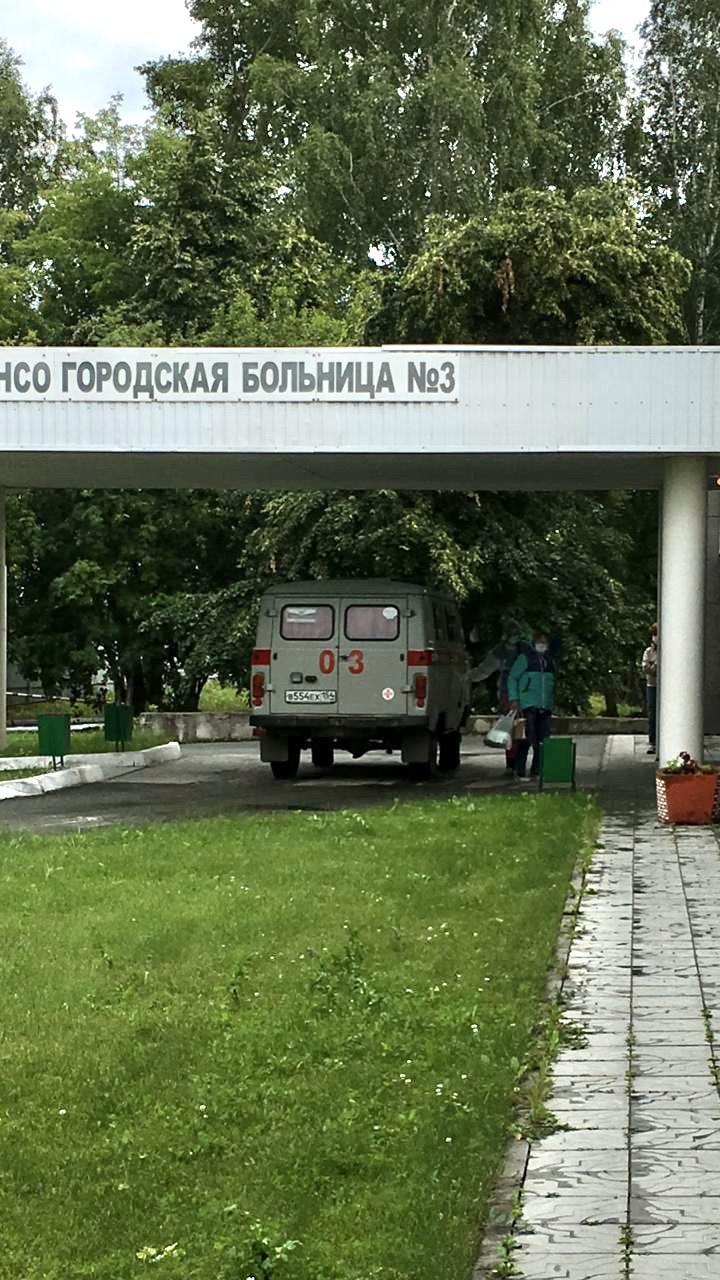 фото В Новосибирске ещё одну больницу перепрофилировали под коронавирусный госпиталь 2