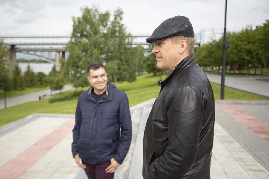 фото «Проклятый вирус подставил нам подножку»: Анатолий Локоть рассказал о новых набережных в Новосибирске, последствиях пандемии и заражениях в мэрии 3