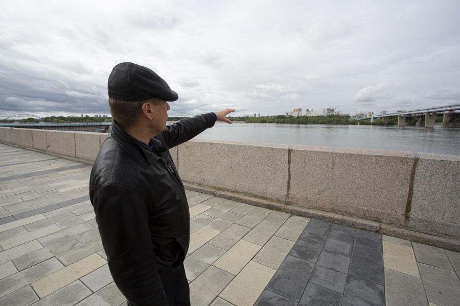 фото «Проклятый вирус подставил нам подножку»: Анатолий Локоть рассказал о новых набережных в Новосибирске, последствиях пандемии и заражениях в мэрии 6