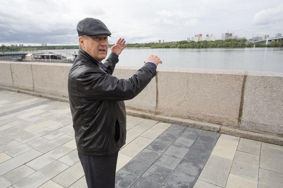 фото «Проклятый вирус подставил нам подножку»: Анатолий Локоть рассказал о новых набережных в Новосибирске, последствиях пандемии и заражениях в мэрии 7