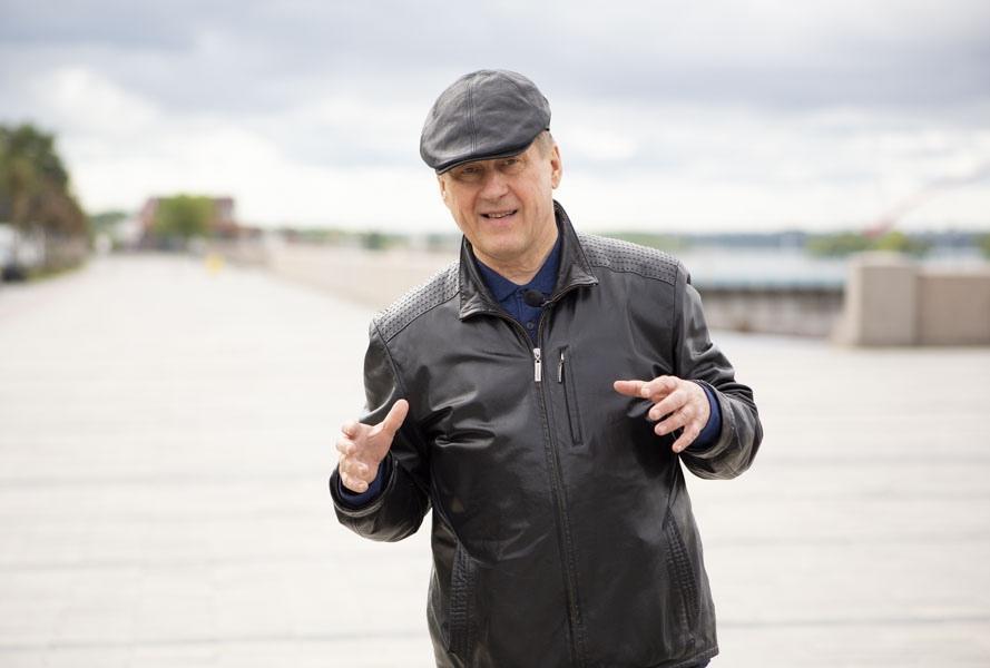 фото «Проклятый вирус подставил нам подножку»: Анатолий Локоть рассказал о новых набережных в Новосибирске, последствиях пандемии и заражениях в мэрии 10