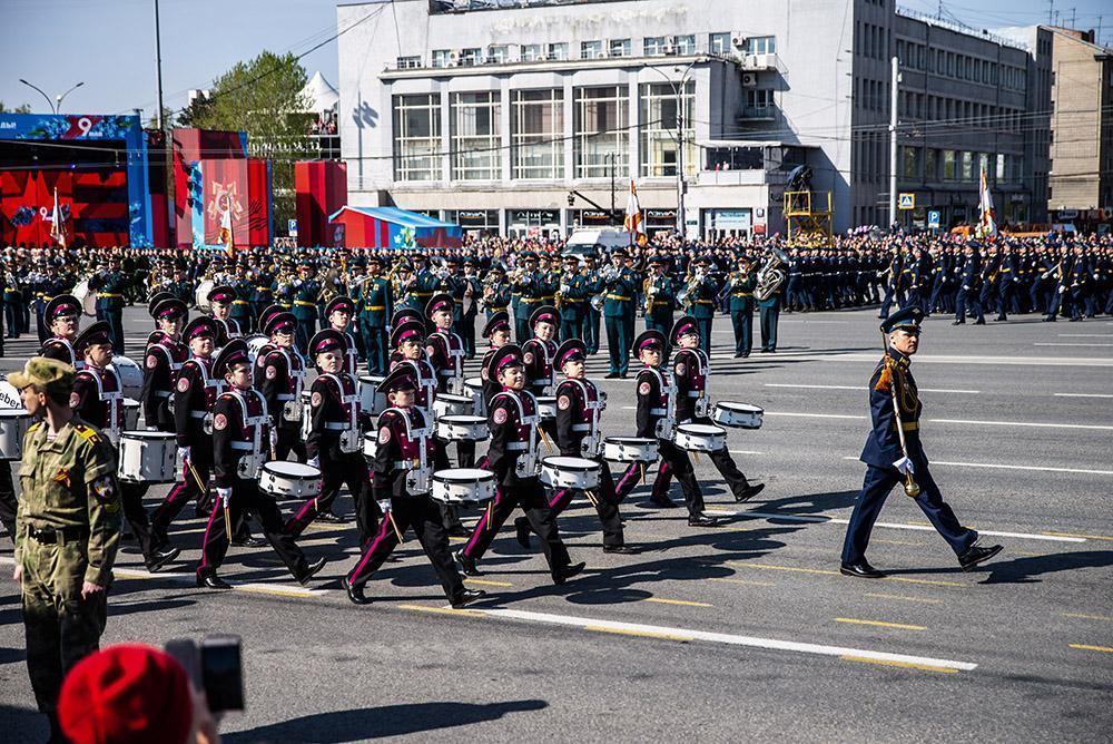 Фото Салют ко Дню Победы 24 июня в Новосибирске: власти назвали время и место 2