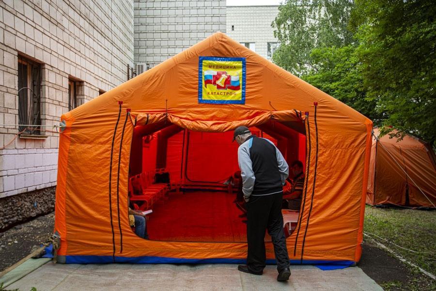 фото Коронавирус в Новосибирске – 109 новых случаев за сутки: сообщение оперативного штаба на 10:00 12 июня 2