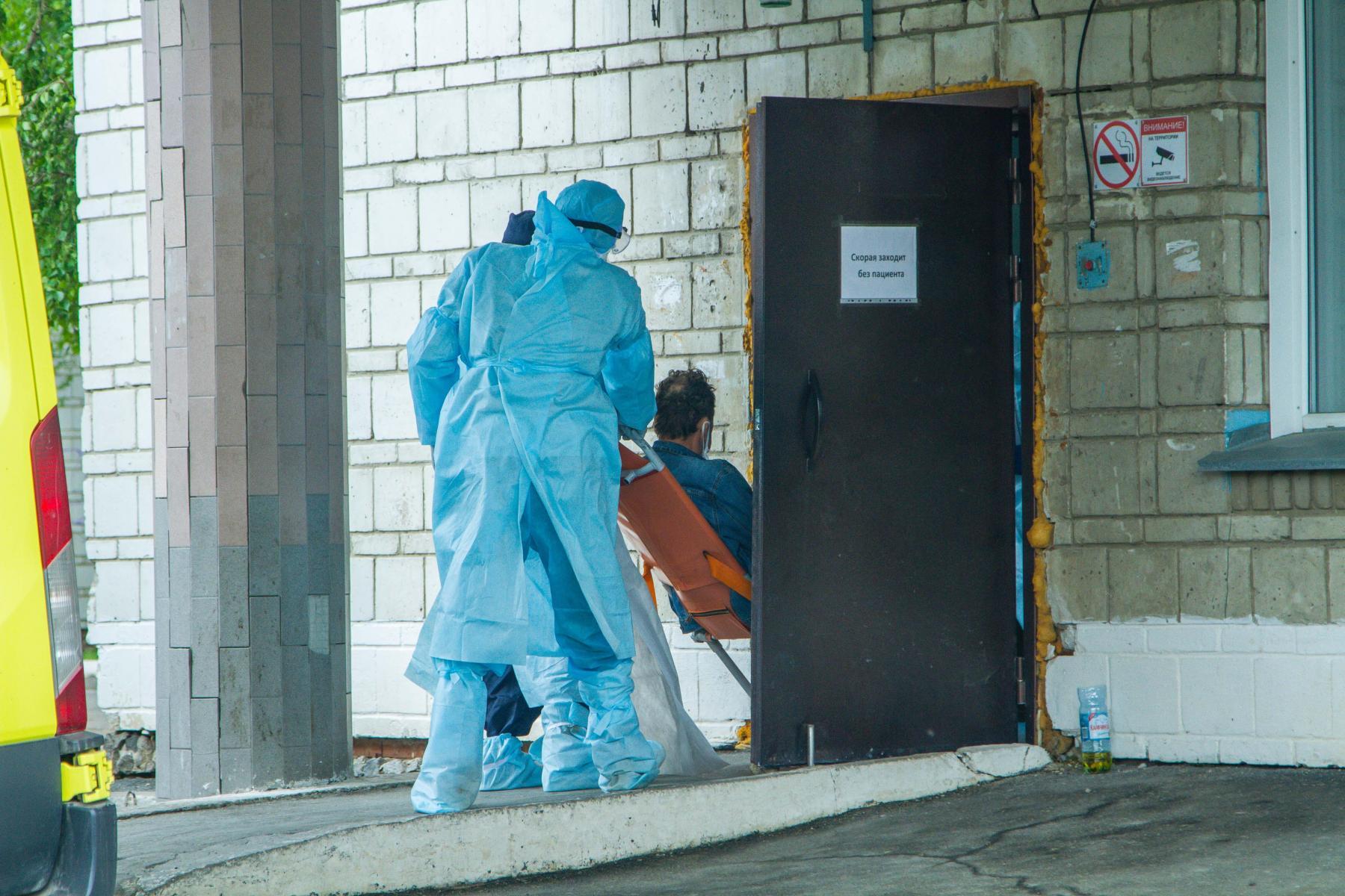 фото Коронавирус в Новосибирске: ситуация на 11:00 9 июня 4