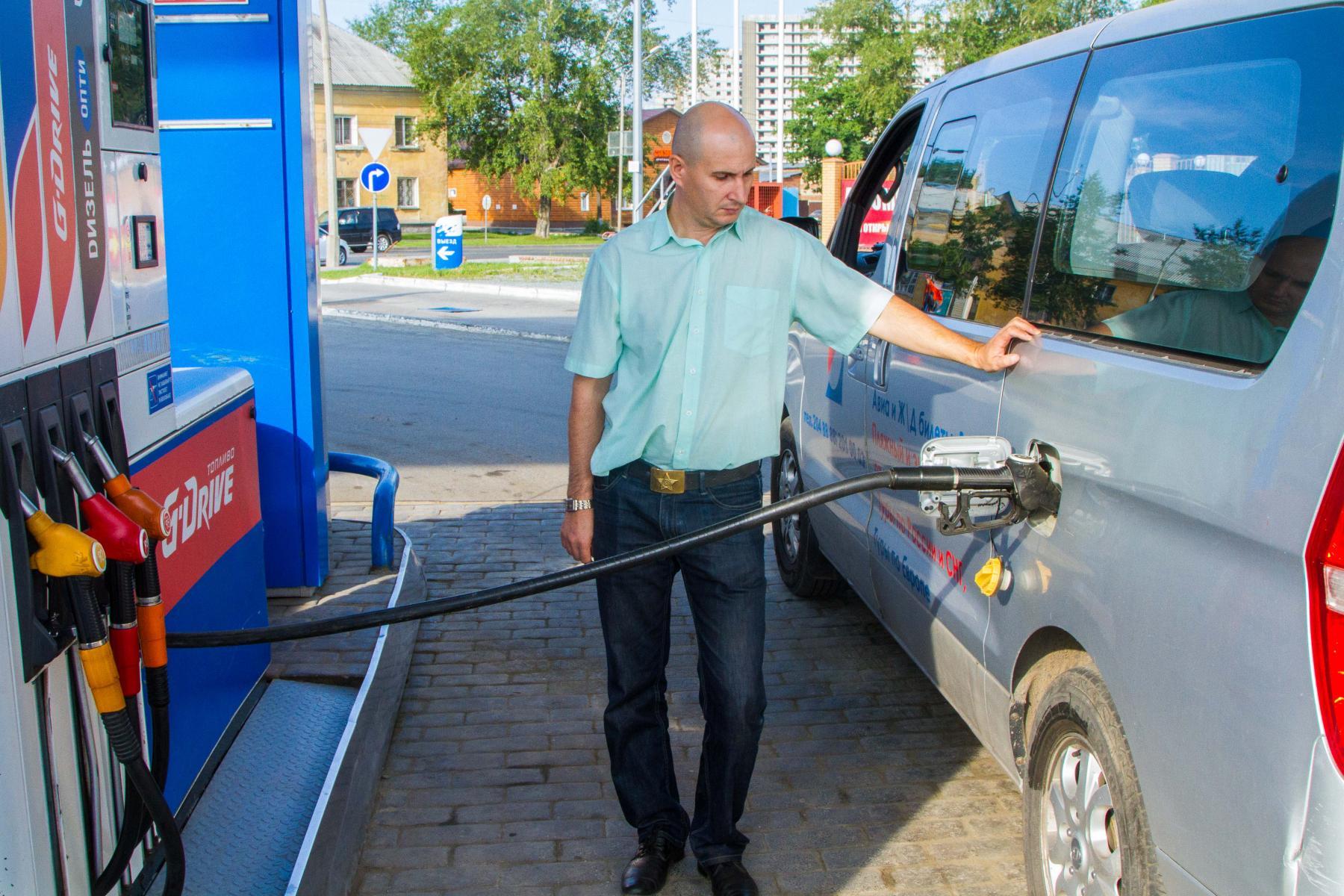 фото Цены вверх: в России подорожал бензин 2