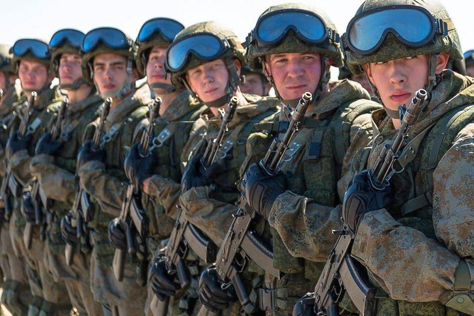 Фото Военные анонсировали крупное учение в Сибири 3