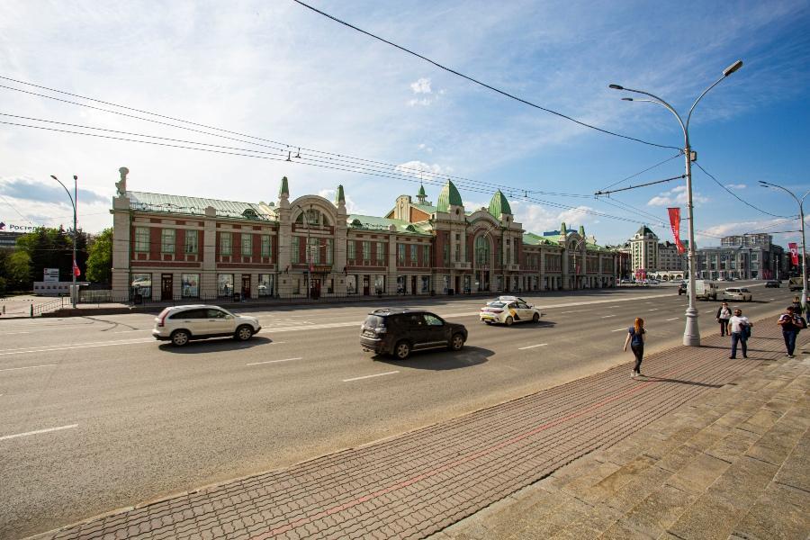 фото Входы в метро на площади Ленина в Новосибирске перекроют на 12 часов 3