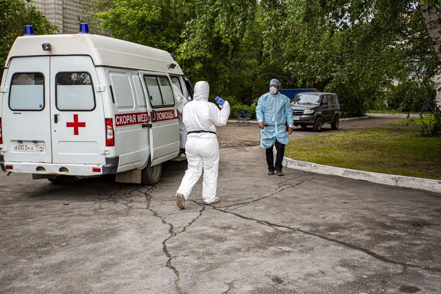 фото Ещё четыре пациента с коронавирусом умерли в Новосибирске 2
