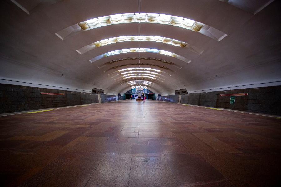 фото Выезжайте заблаговременно: метро «Площадь Ленина» в Новосибирске закроют на время репетиции парада 4