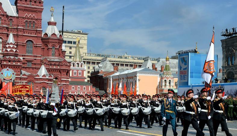 фото Парад Победы на Красной площади в Москве: где и во сколько смотреть 2