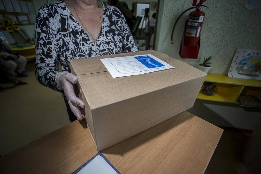 Фото Семь килограммов добра: Сиб.фм выяснил содержимое бесплатного продуктового набора для пенсионеров Новосибирска 5