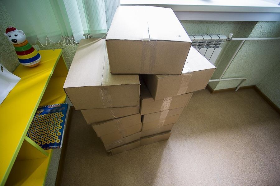 Фото Семь килограммов добра: Сиб.фм выяснил содержимое бесплатного продуктового набора для пенсионеров Новосибирска 6