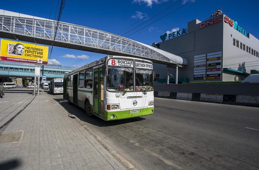 фото Парад Победы в Новосибирске: какие улицы закроют для проезда 20 июня 4