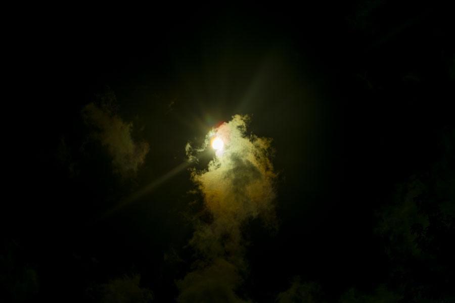 Фото Солнечное затмение над Новосибирском: как это было 3