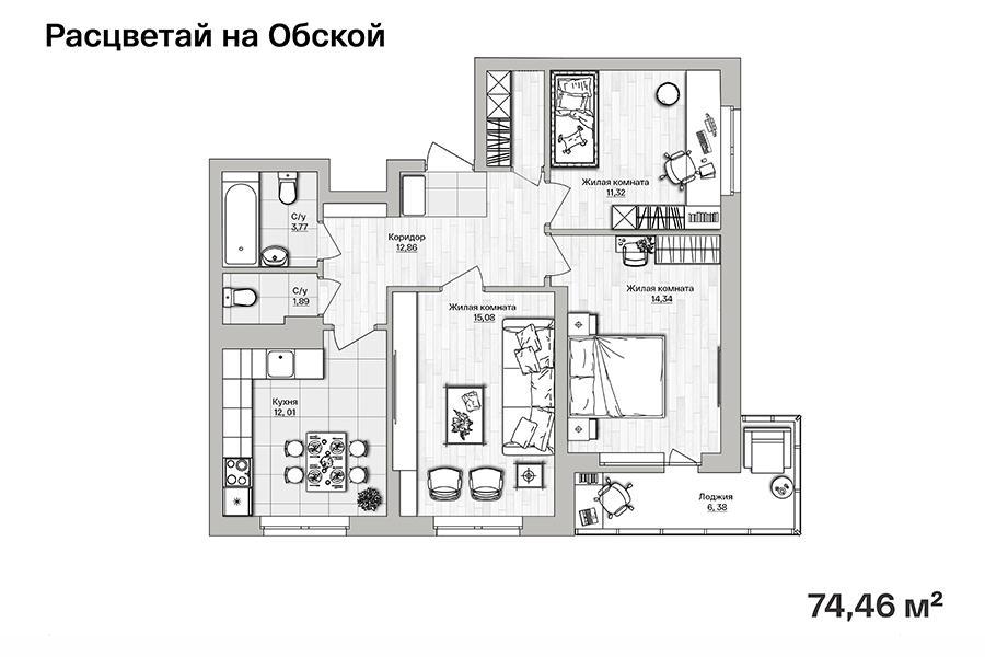 фото «Расцветай на Обской»: история комфортной жизни в Новосибирске 3