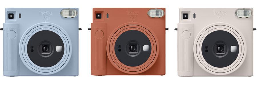 фото Компания Fujifilm выпустила минималистичную камеру square-формата Instax SQ1 2